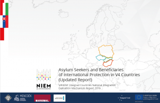 Asylum Seekers and Beneficiaries of International Protection in V4 Countries (Updated Report)